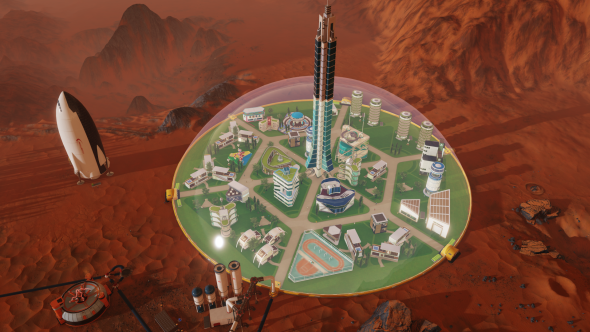 Surviving Mars preview