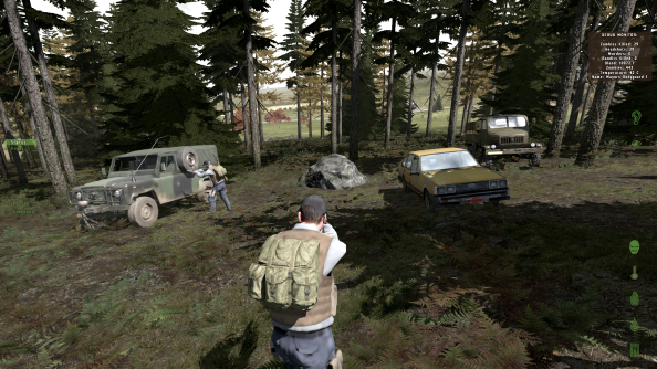 survivor gamez dayz bohemia interactive brian hicks