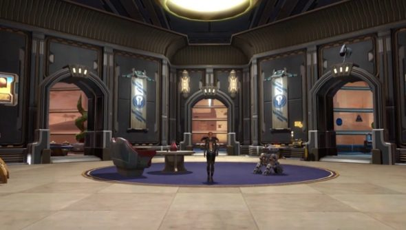 Star Wars: The Old Republic player housing
