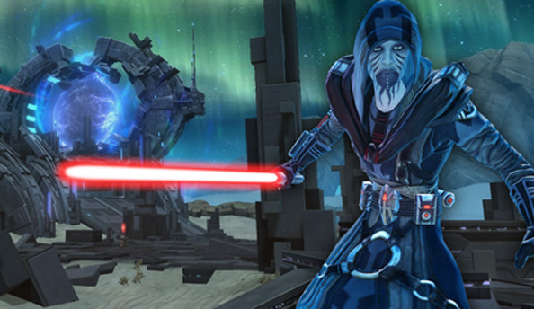 Star Wars: The Old Republic double XP events kick off today