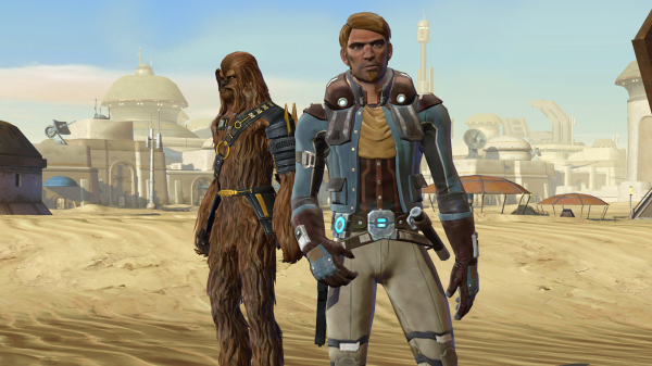 Star Wars: The Old Republic free-to-play option dated for November 15th; free players will earn experience more slowly