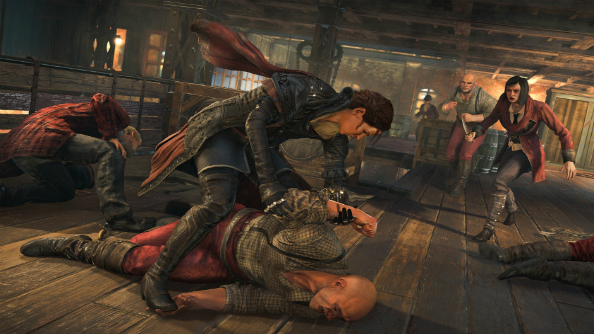 Assassin's Creed Syndicate's slow sales all Unity's fault, say Ubisoft