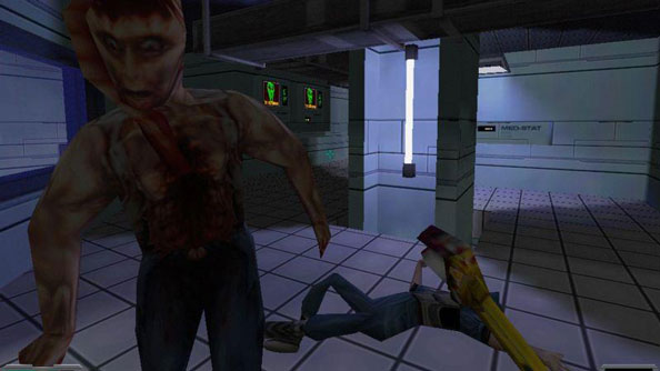 Old games System Shock 2
