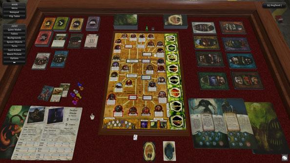board games on steam