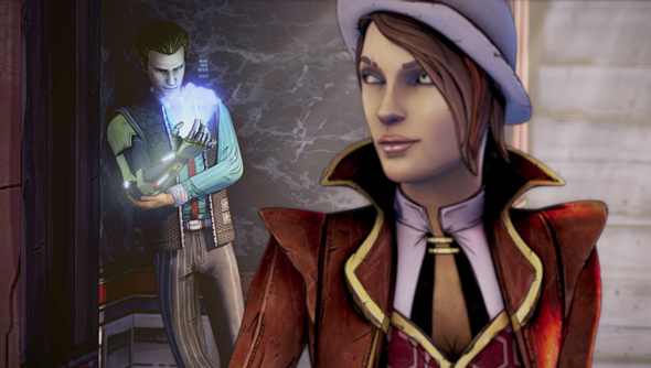 Tales from the Borderlands Telltale Games Gearbox Software