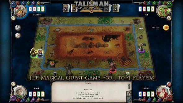 Talisman giveaway