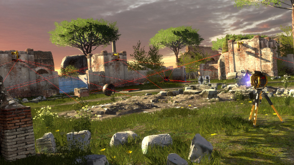 Be a guinea pig and play the free Talos Principle demo