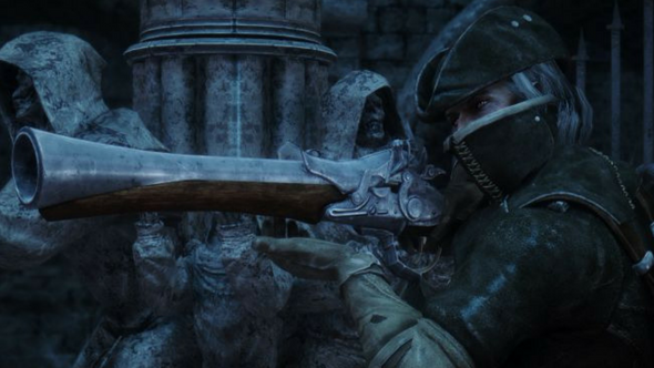 Bloodborne invades Skyrim with this cheeky mod