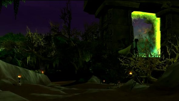 Blizzard reveals Warlords of Draenor's Tanaan Jungle