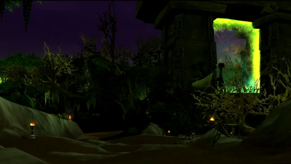 Blizzard reveals your first steps into Draenor: Tanaan Jungle