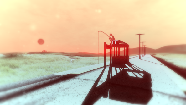 Tangiers reaches Kickstarter goal. Revealed to be beautiful, hallucinogenic world