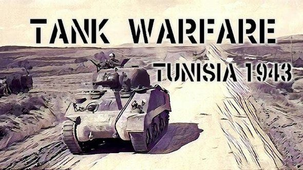 Tank Warfare: Tunisia 1943 Graviteam Strategy Sim Out Now