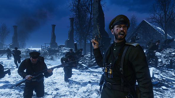 Tannenberg, the standalone expansion for Verdun, hits the Steam trenches in November