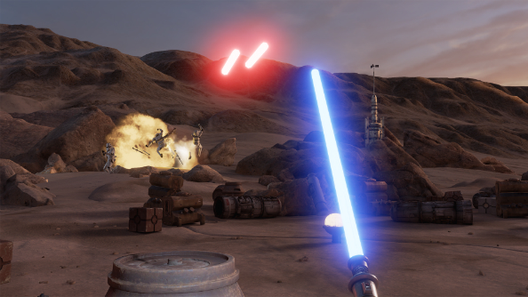 Vive owners can face the Trials on Tatooine Star Wars VR game free from July 18