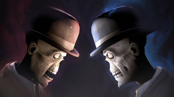 Don't give up the ghost: Team Fortress 2 update enables Halloween all year round