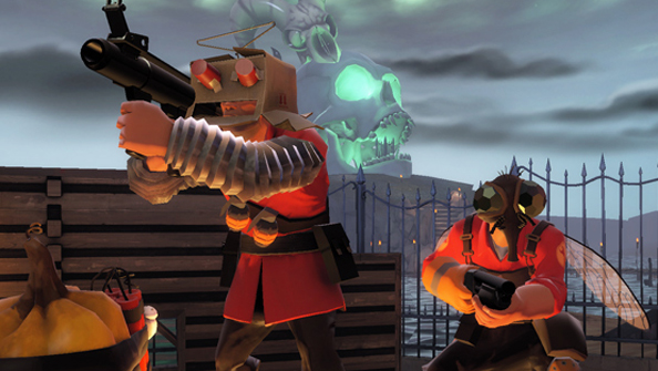 Valve spook Team Fortress 2 Workshop creators into getting prepped for Halloween