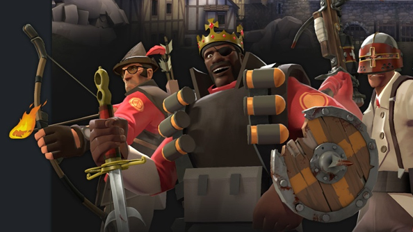 Team Fortress 2 update to balance weapons and remove item set bonuses