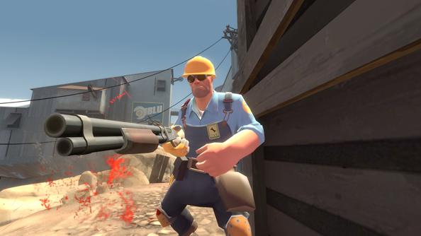 Team Fortress 2: Saxxploitation