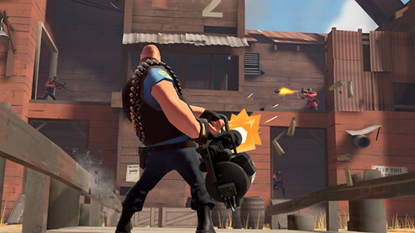 Team Fortress 2 Linux version now runs on older Intel graphics cards