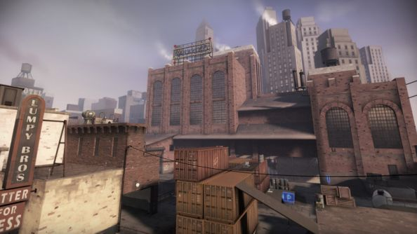 The Mannhattan Project: Team Fortress 2 Two Cities update relocates Mann vs Machine to New York
