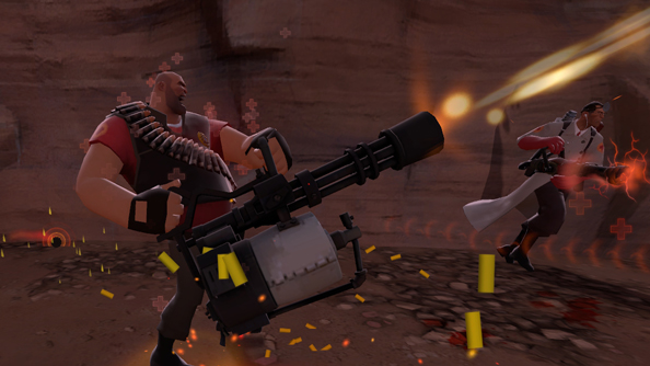Team Fortress 2 update renders Quickplay more reliably quick and play-full