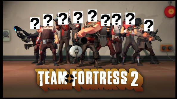 Team Fortress 2: meet the female team