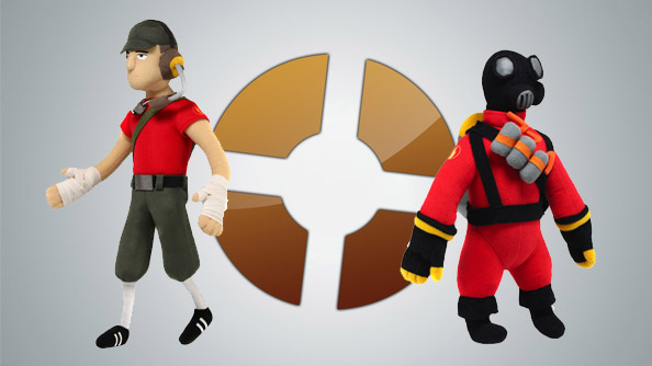 Team Fortress 2 to get official line of plush toys