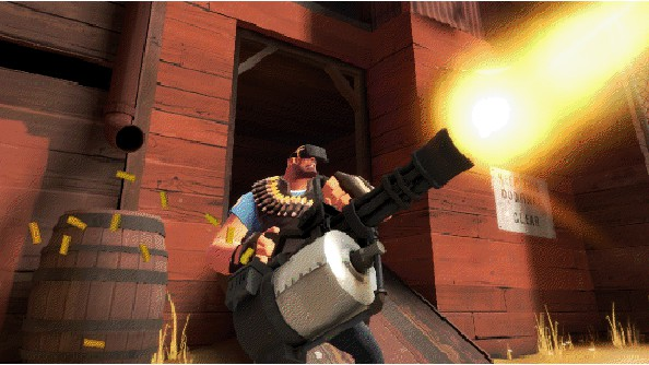 Team Fortress 2 VR mode added in new patch