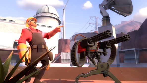 XP gain: Valve make Team Fortress 2 friendlier for ageing Windows OS