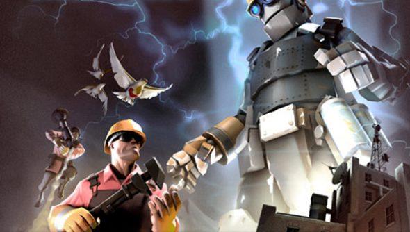 Team Fortress 2 Christmas Mann vs Machine event introduces Mecha