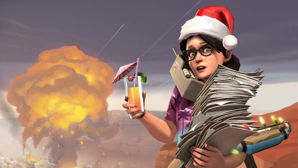 Team Fortress 2 competitive mode
