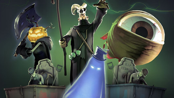 team fortress 2 halloween scream fortress valve