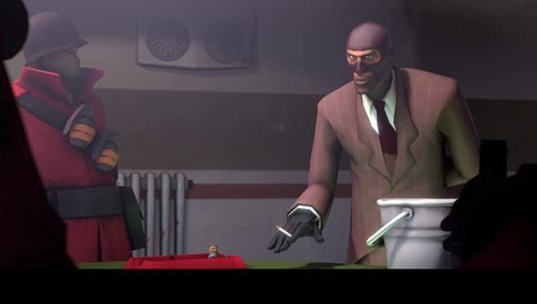 Love and War: accompanied by the longest TF2 short to date, Expiration Date.