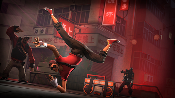 Sign up now for the Team Fortress 2 Competitive beta
