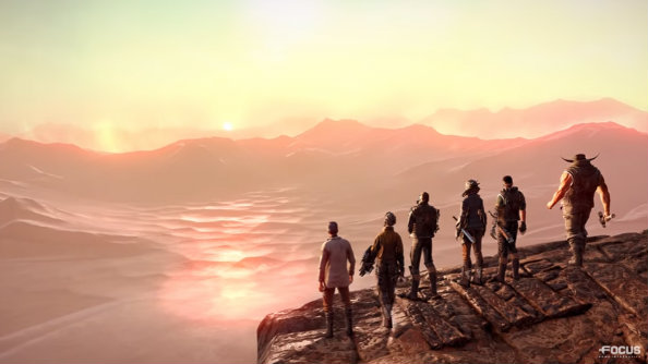 The Technomancer companions trailer teaches you to share Mars with friends
