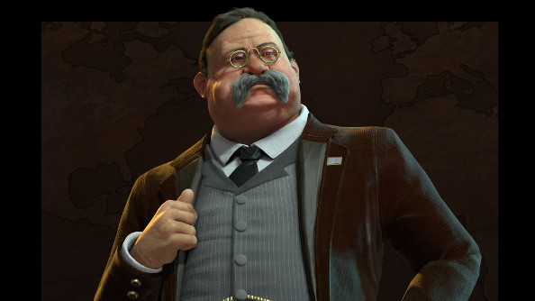Civ 6 Roosevelt