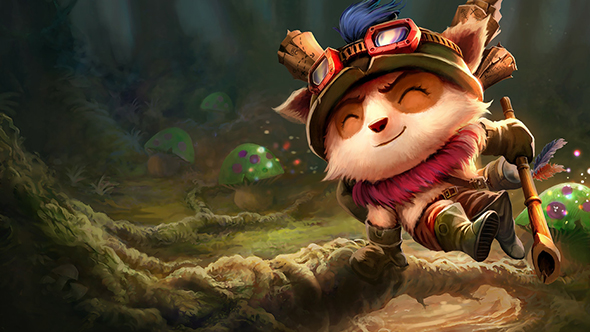 teemos adventure riot new game
