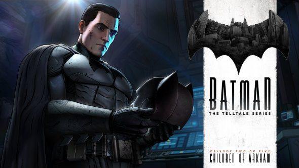 Batman - The Telltale Series Episode 2