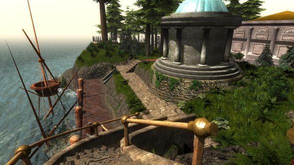 Hasil gambar untuk gambar game myst