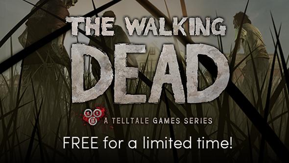 telltale walking dead free