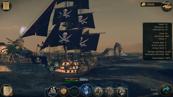 Open-world pirate RPG Tempest leaves Early Access on August 22