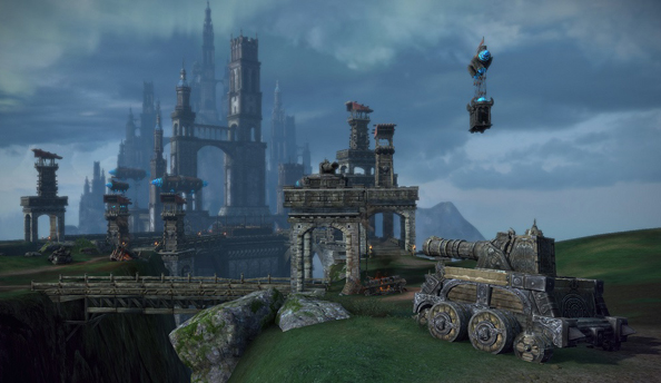 TERA: Rising does sieges in new battleground Corsairs' Stronghold from July 2