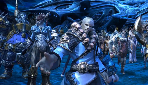 "TERA to get free-to-play relaunch in February; ""You're getting the real TERA, not some watered-down trial version"""