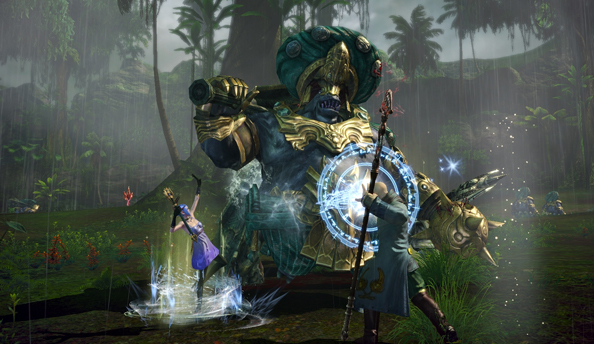 TERA to shrink to three servers in North America on September 18th, EU servers unaffected