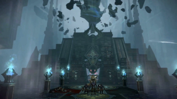 Tera gets carved up in Wounded World update on July 8th