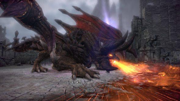 TERA Attack of the Dragon