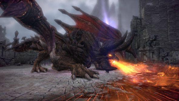 TERA's Attack of the Dragons update adds new raid, class improvements, club items and more