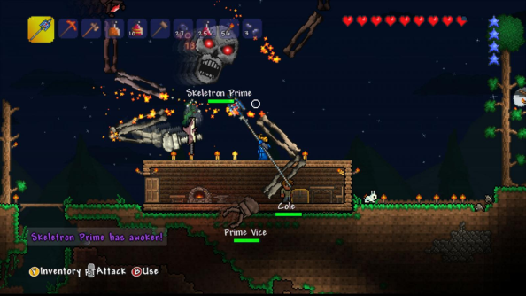 Build it big: massive new Terraria patch is here