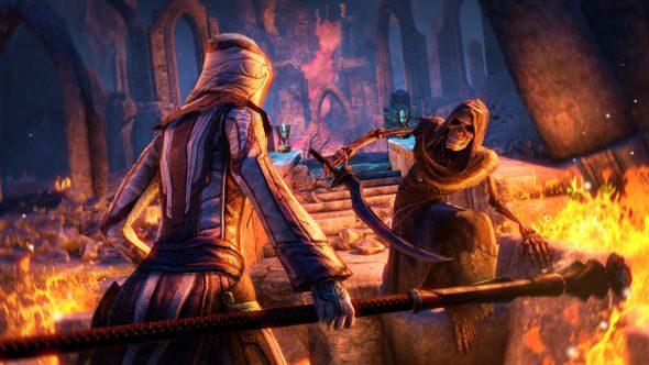 The Eldar Scrolls Online