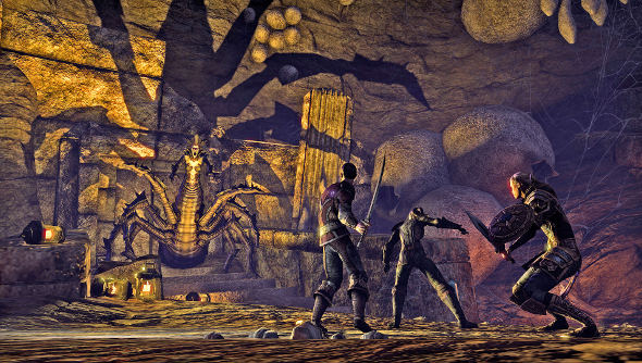 Make Like The Daedra And Swarm The Elder Scrolls Online In Our Beta